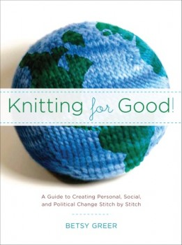 Book Review: Knitting for Good