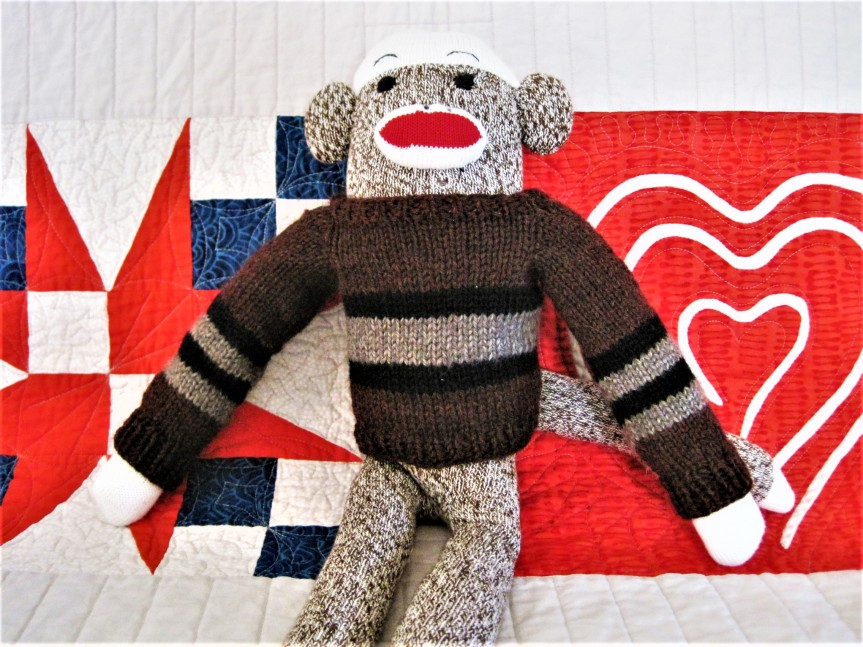 monkey sweater 3
