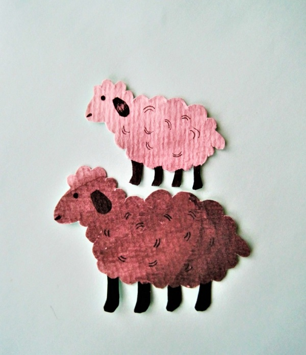 paper sheep 2