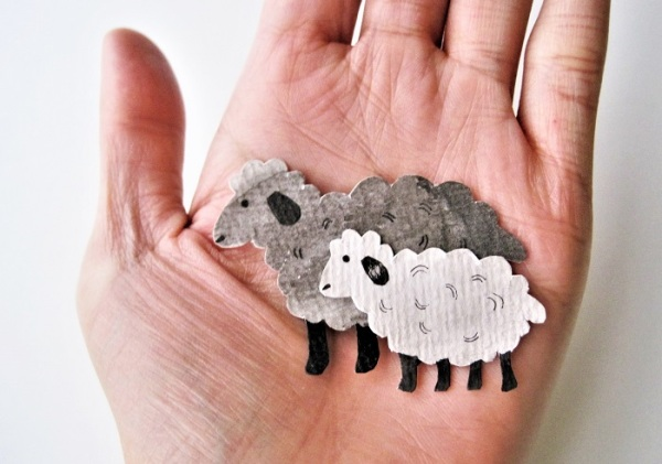 paper sheep 3