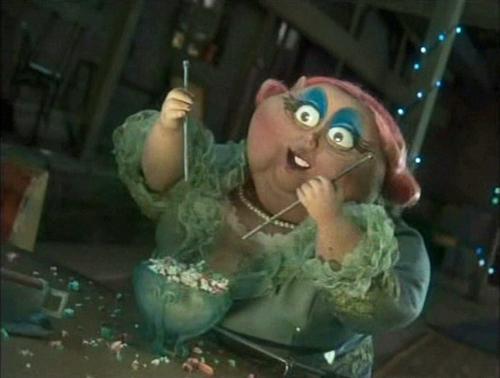 Image result for miss spink knitting