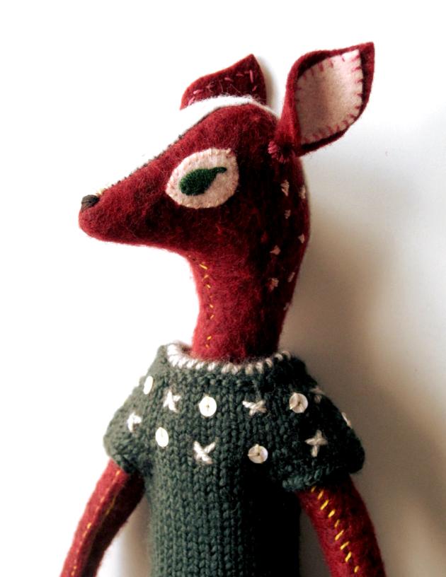 deer side